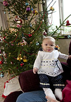 Kadence's First Christmas